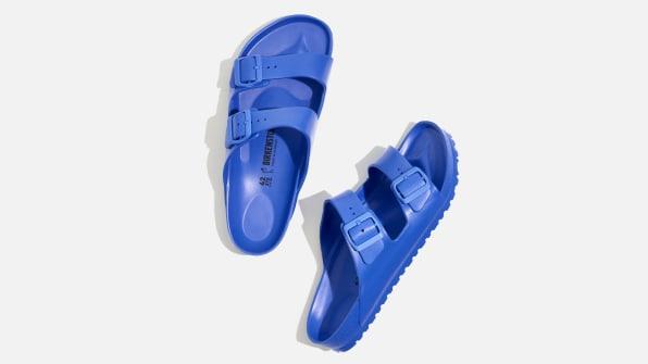 i 3 best new sandals 2021 90629663 madewell birkenstock eva arizona