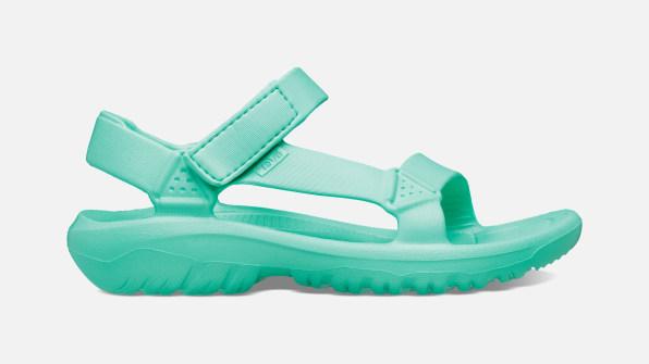 i 4 best new sandals 2021 90629663 teva hurricane drift