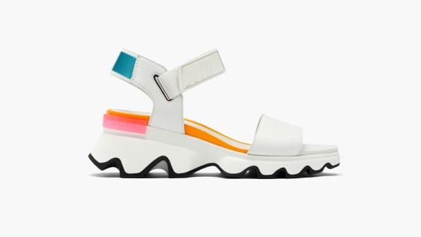 i 6 best new sandals 2021 90629663 sorel kinetic sandal sea salt