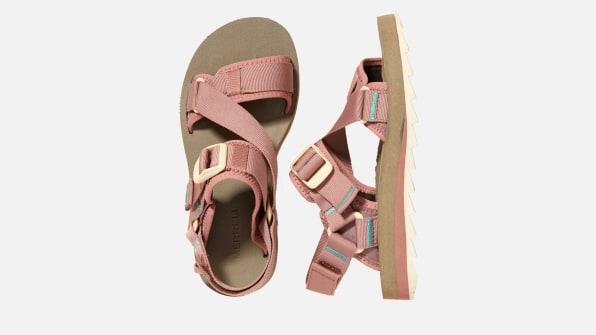 i 7 best new sandals 2021 90629663 merrell alpine sport sandal rose