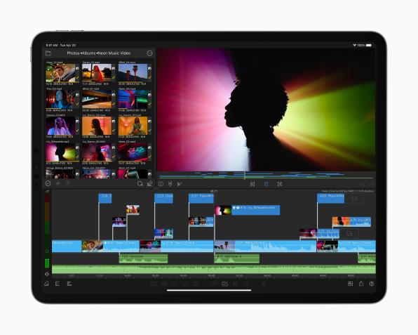 i apple ipad pro spring21 m1 luma fusion 04202021