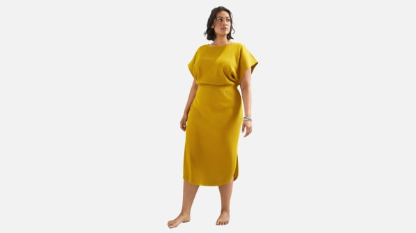 i 2 10 stylish summer dresses that ll take you from work to play 90646020 anthropologie daily practice dolman sleeve