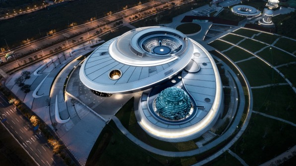 01 90655277 this astronomy museum is an architectural