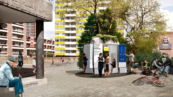 02 90652193 can londons new police box embrace