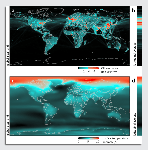 i 1 90655344 this map shows the disparities between the causes and effects of climate change