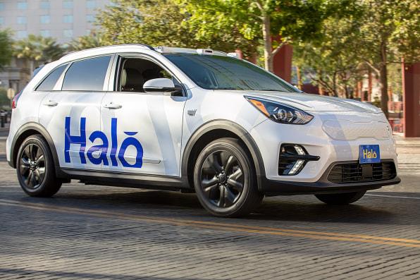 i 2 this driverless car sharing service uses remote human pilots not ai