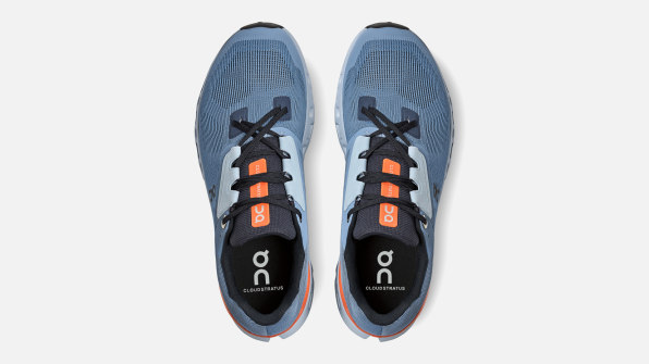 i 2 swiss running brand on has a new sneaker that s lighter and springier than ever 90659580 cloudstratus