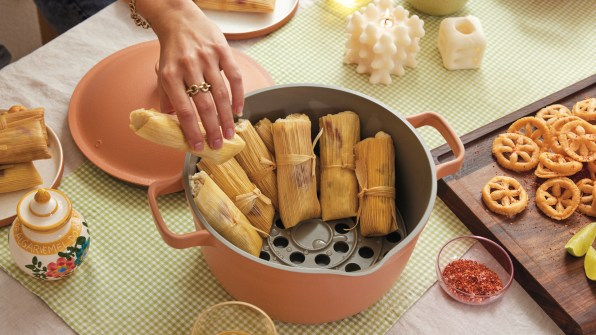 i 3 the kitchenware company behind the always pan has a new multifunctional pot 90666916 perfect pot tamales