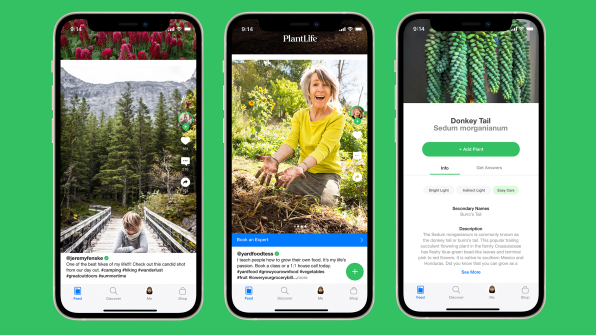 i 1 90681171 plantlife is tiktok for your plants made by apple and nike alums