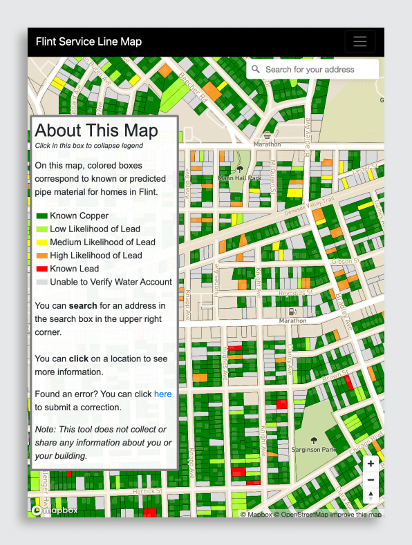 i 1 90682174 this tool maps out which houses are most likely to have lead pipes