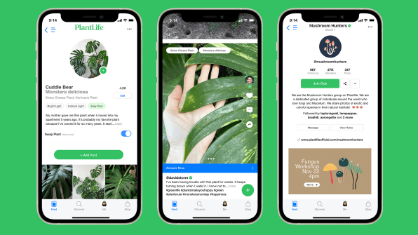 i 2 90681171 plantlife is tiktok for your plants made by apple and nike alums