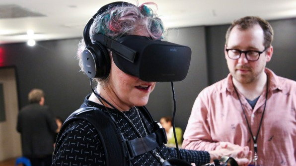 Will VR Ever Be Mass Entertainment?