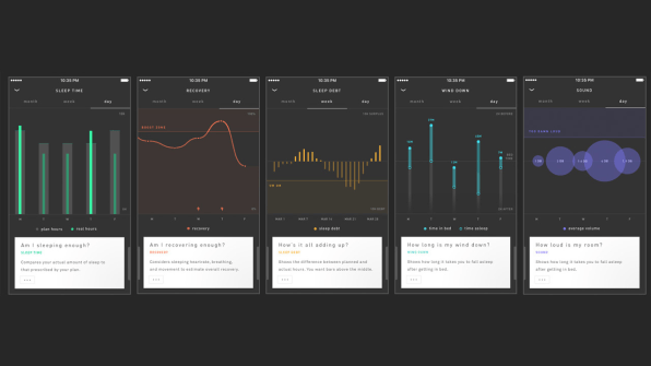Ideo Designs A Sleep System To Help Athletes Get More Shut-Eye
