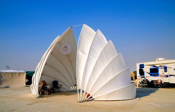 Burning Man Has Become A Testing Ground For Extreme Architecture