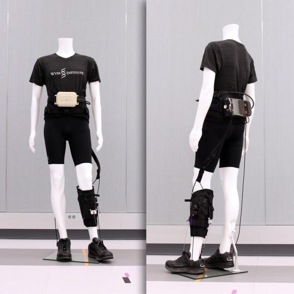 An Exoskeleton Designed To Help Stroke Patients Walk