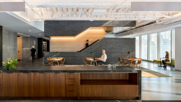 Why Hyatt Designed Its New Headquarters To Feel Like Its Hotels