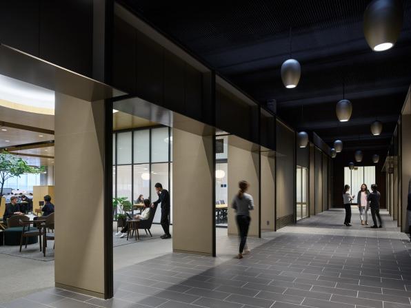 Japanese office design Simple Uniqlo Is Rethinking Japanese Work Culturethrough Office Design Uniformdirectory Flipboard Uniqlo Is Rethinking Japanese Work Culturethrough Office