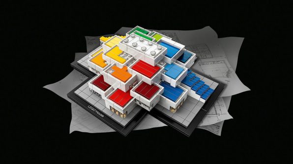 The Secret Vault Inside Legos New Building