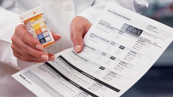 CVS Taps A Design Legend To Reinvent The Prescription Label