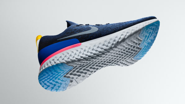 fdf20b22a Nike's New React Running Shoe Is Flubber For Your Feet