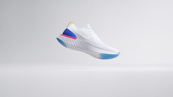 8d57c8c21e9d Nike s New React Running Shoe Is Flubber For Your Feet