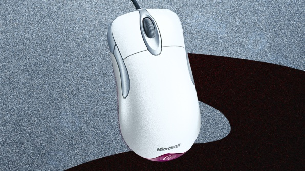 Why Microsoft Resurrected A 15-Year-Old Mouse