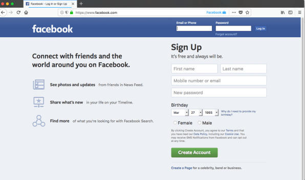 Quarantine Facebook's Toxic Data Practices With This New Extension