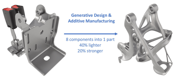 GM And Autodesk Develop 3D-Printed Car Parts