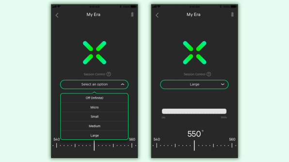 Pax's clever new app stops you from getting too high