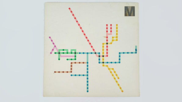 Massimo Vignelli Subway Map Connections.A Peek At Massimo Vignelli S Glorious Forgotten Subway Maps