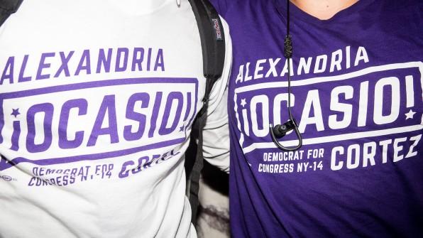 How the Alexandria Ocasio-Cortez campaign got its powerful