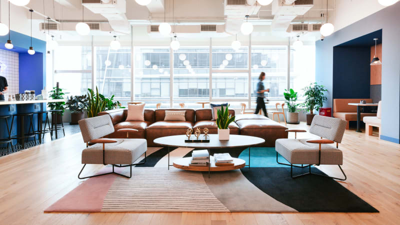 """The We Company wants to cash in on """"the WeWork effect,"""" too"""