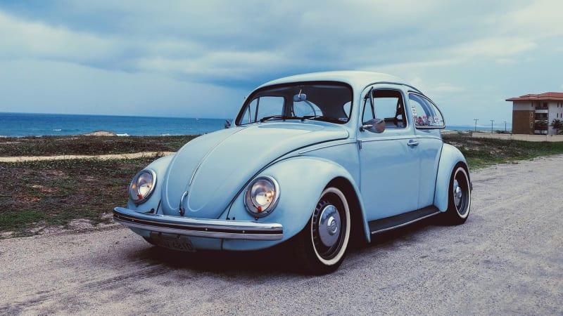 RIP Herbie: A very brief timeline of the VW Beetle