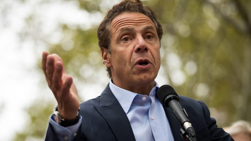 NY governor signed an equal pay law before the U.S. Women's Soccer victory parade