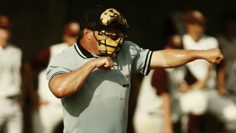 Robot umpires make their professional baseball debut