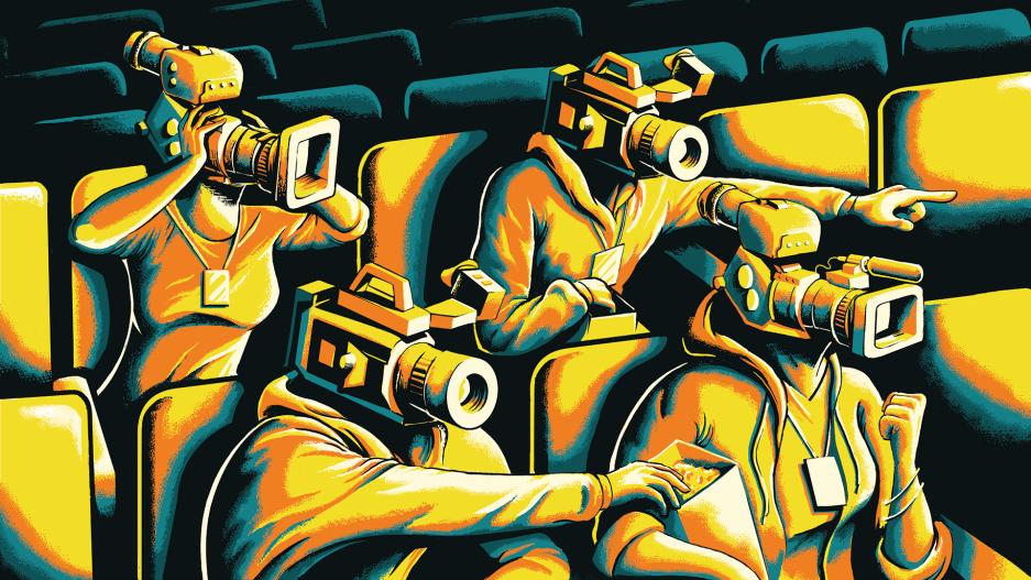 Big Tech Goes Hollywood