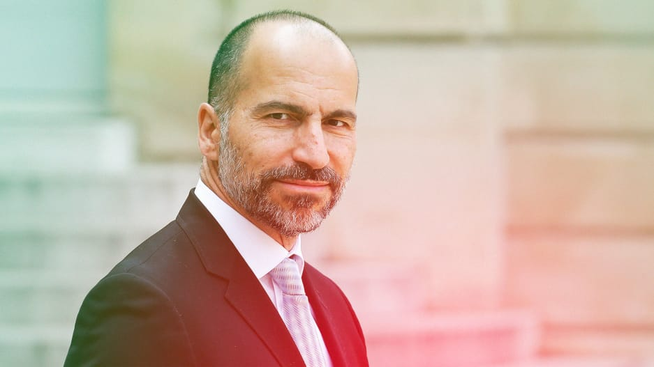 Dara Khosrowshahi and 39 other Iranians who power Silicon Valley