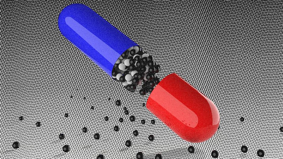 Device can determine if prescription drugs are fake