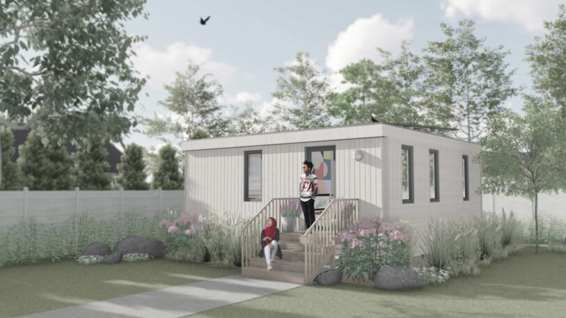 This company signs 99-year leases to build permanently affordable backyard houses