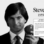 The Life Of Steve Jobs, Rendered As An Old-School Mac Desktop