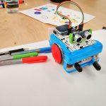 Kickstarting: A Sharpie-Wielding Robot That Teaches Kids To Program