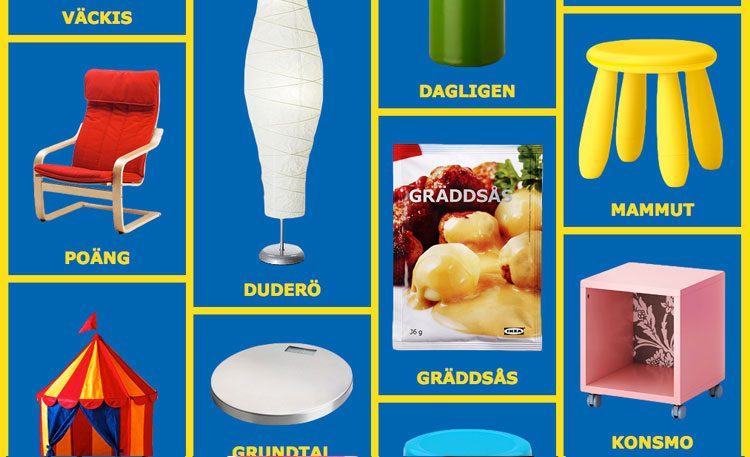An Audio Guide To Pronouncing Ikea's Impossible Product Names