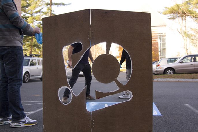 How A Guerrilla Art Project Gave Birth To NYC's New Wheelchair Symbol