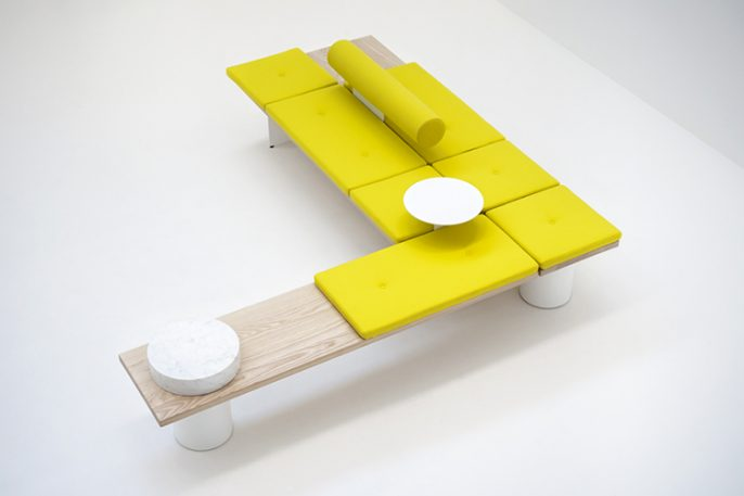 A Handsome Modular Seating Solution That Can Fit Any Public Space