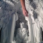 Baroque On Steroids? The World's First 3-D Printed Room To Become A Reality