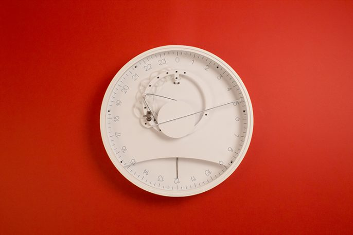 Time To Get A New Clock? This One Slows Down And Messes With Your Head