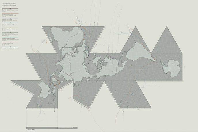 Designers Challenge Bucky Fuller's Geo Worldview