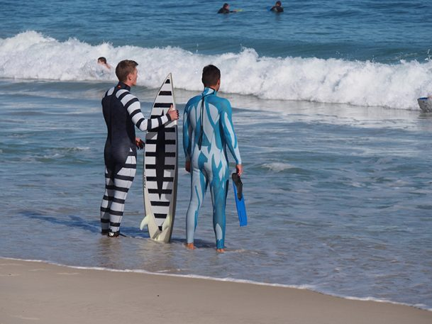 Can This Surf Gear Prevent Shark Attacks?