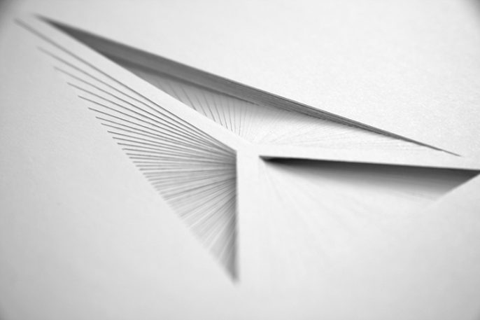 Exquisite Geometry Sculpted From Paper, Not Stone