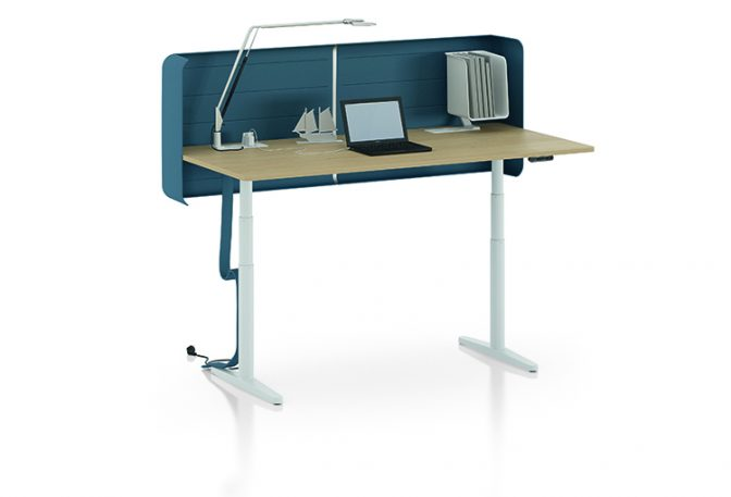 An Ingenious Adjustable Desk That Could Extend Your Life